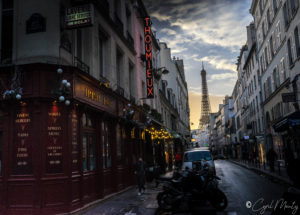 Cyril Mouty Photograhy street of Paris