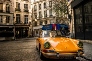 Cyril Mouty photography Paris car vintage