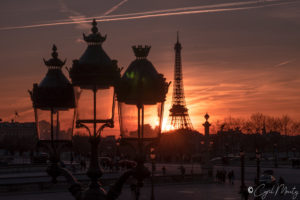 Cyril Mouty Photograhy sunset paris