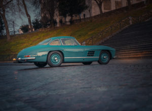 Cyril Mouty Photograhy vintage car mercedes