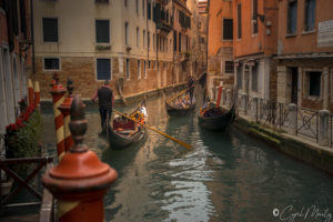 Cyril Mouty photography Venise canal