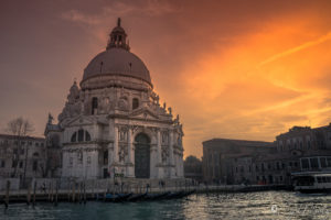 Cyril Mouty photography Venise church