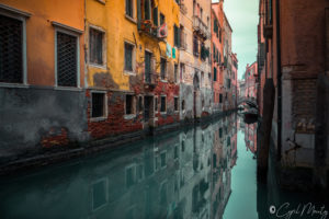 Cyril Mouty photography Venise reflection