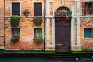 Cyril Mouty photography Venise door