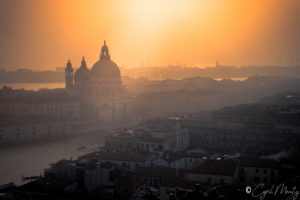 Cyril Mouty photography Venise sunset