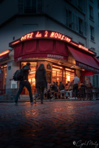 café coffee paris street